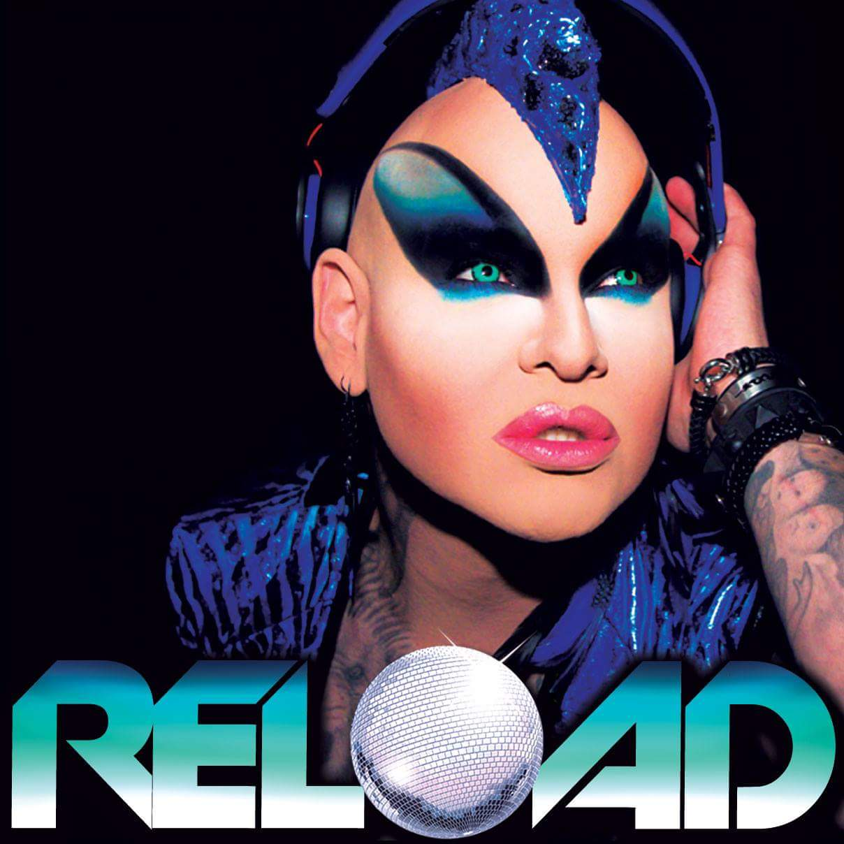 DJ Nina Flowers spinning RELOAD Los Angeles CA Jan 30 2016